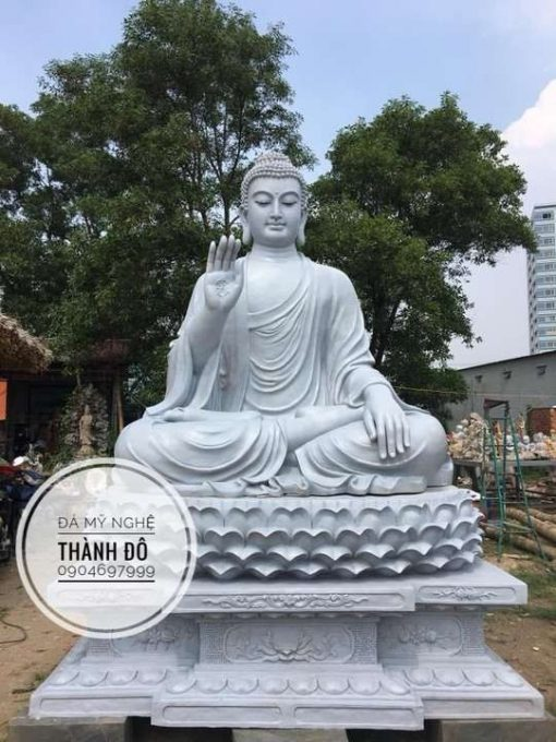 Tượng Phật Thích Ca 3m