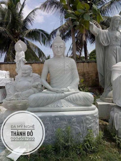 Tượng Thích Ca Mâu Ni Phật