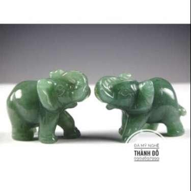 Tượng voi nhỏ để bàn