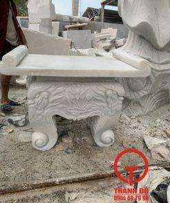 Bàn thờ bằng đá cẩm thạch tự nhiên