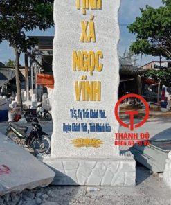 Bảng hiệu Tịnh Xá Ngọc Vĩnh