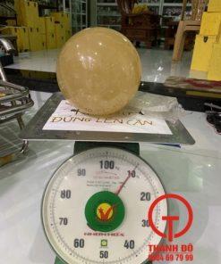 Bi thạch anh vàng 10kg