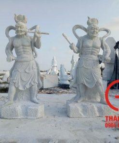 Cặp tượng Kim Cang cao 4m