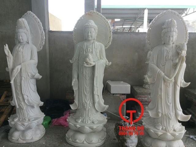 Giá tượng Phật A Di Đà phụ thuộc vào nhiều yếu tố