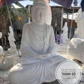 Quá trình điêu khắc tượng Phật Thích Ca
