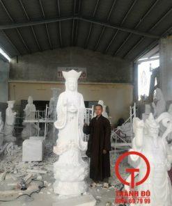Tượng Địa Tạng Bồ Tát 2.3m
