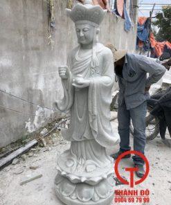 Tượng Phật Địa Tạng Vương