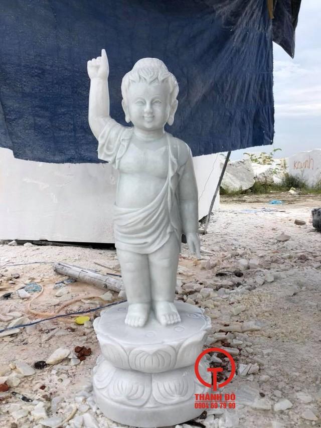 Tượng Phật Đản Sanh - Đức Phật Thích Ca sơ sinh