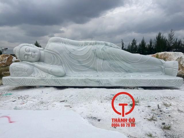 Tượng Phật nằm - Đức Phật Thích Ca nhập Niết Bàn