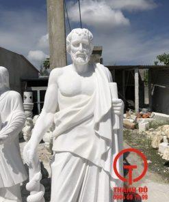Tượng chân dung Hippocrates