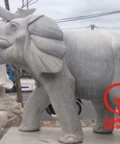 Tượng voi đá phong thủy
