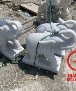 Tượng voi phong thủy 60cm
