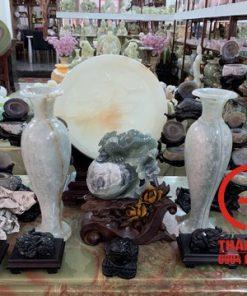 Vật phẩm phong thủy bằng đá ngọc
